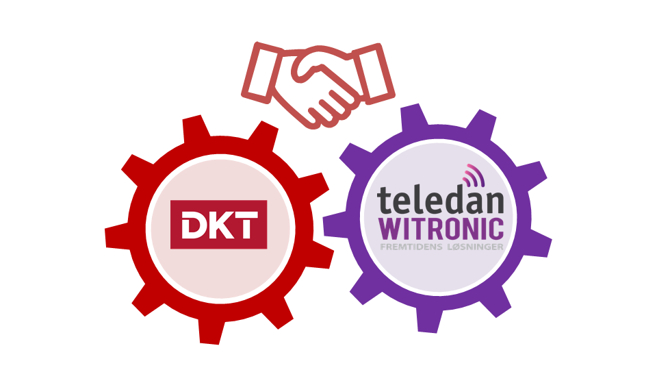 Teledan-Witronic og DKT satser… STORT!