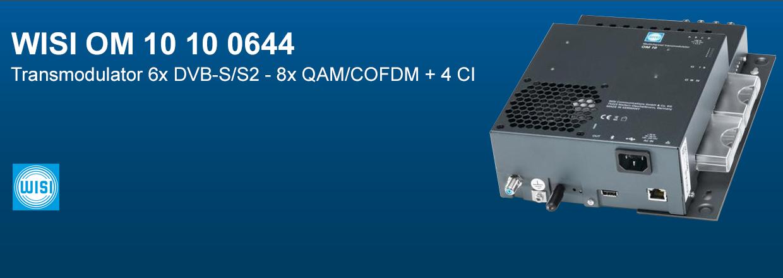Ultra-compact WISI Micro-Headend