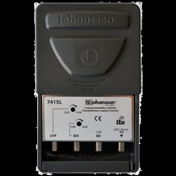 Johansson Forstærker KIT 7415L
