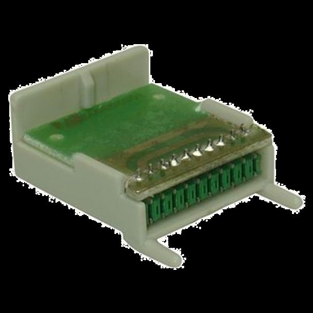 Indstiksmodul PIM 4, 2x4 dB