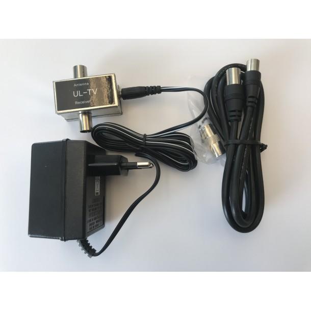 5V Power inserter