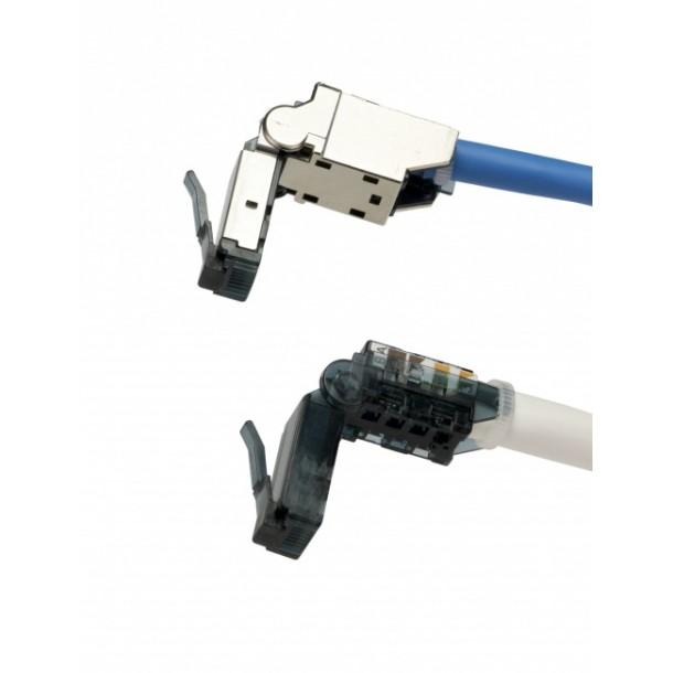 Modular stik Flex 90/45 Grader Skærmet