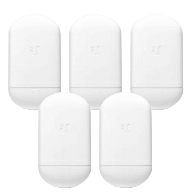 UBNT NS-5ACL NanoStation 5AC Loco, 5-pack