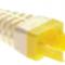 Tylle for EZ-RJ45 Cat6, farve gul