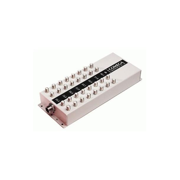 32-vejs afgrener 19 dB- F-indgang