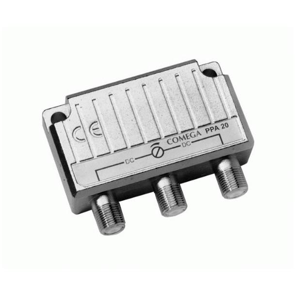 PPA 20 Dæmpeled 0.5 - 20dB, 300mA, 5-2300 MHz