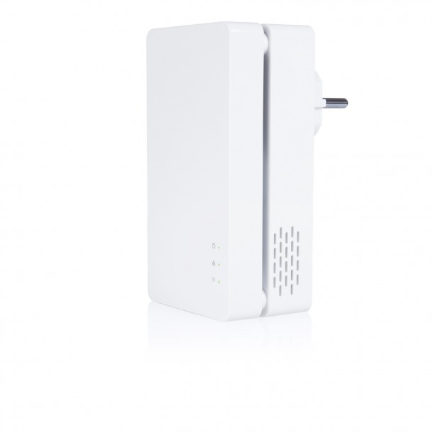 Wi-Fi mesh unit, Power Line DKT WAVE2 PowerLine