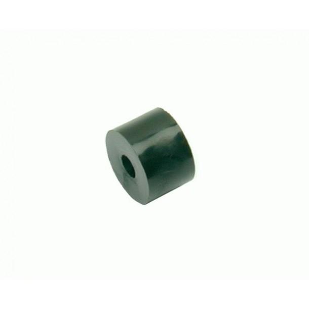 Afstandsstykke, sort, H10XB15mm A10