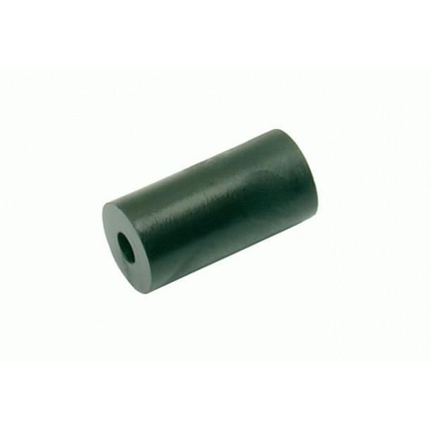 Afstandsstykke, sort, H30XB15mm A30