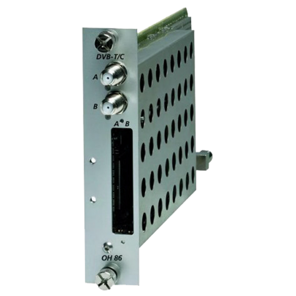 WISI OH89 2 Transmodulator