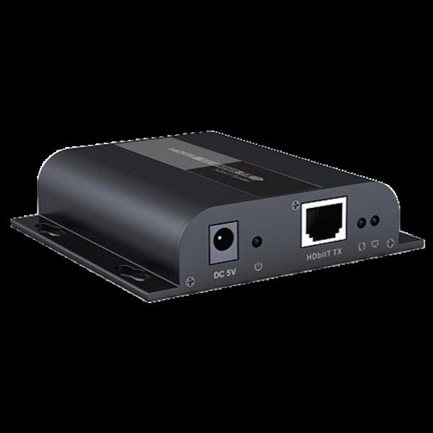 PROF-Connect HDbitT Via CAT6