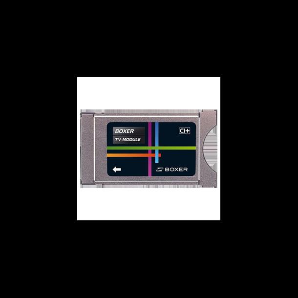 Boxer CI+ CAM Modul