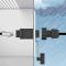 Vandtæt, RJ45 Samler gennemføring