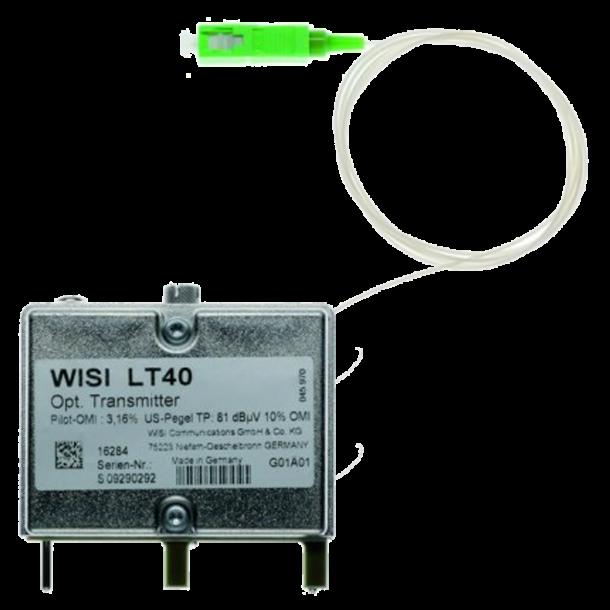 WISI Optisk transmitter LT40S.
