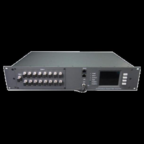 EDFA med SNMP HA5432B-HP-08