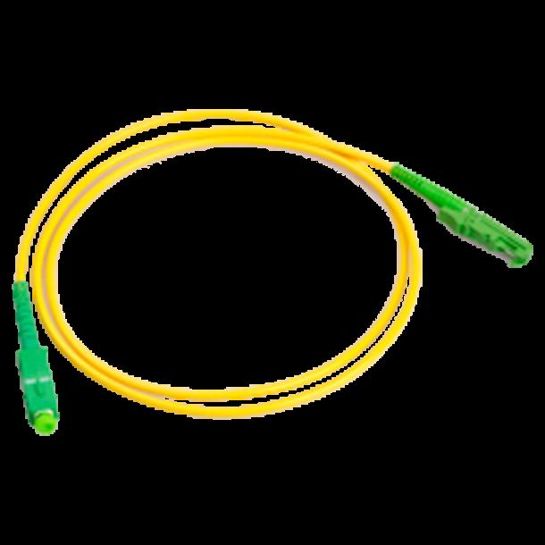Optisk Patchkabel Hybrid SC/APC-E2000/APC