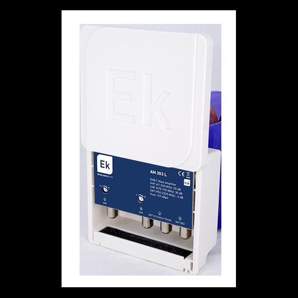 Forstærker, Mast, VHF/UHF/SAT LTE2