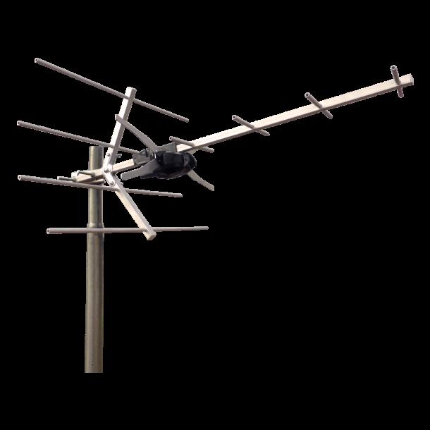 Antenne, Televes Yagi 10 elm UHF