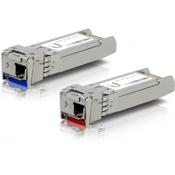 UBNT UF-SM-10G-S single-mode 2 pack