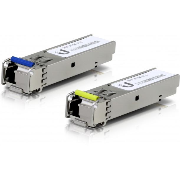 UBNT UF-SM-1G-S single-mode 2 pack