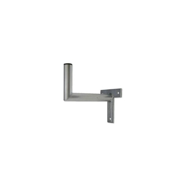 Vægbeslag, galvaniseret, stål, 25x15