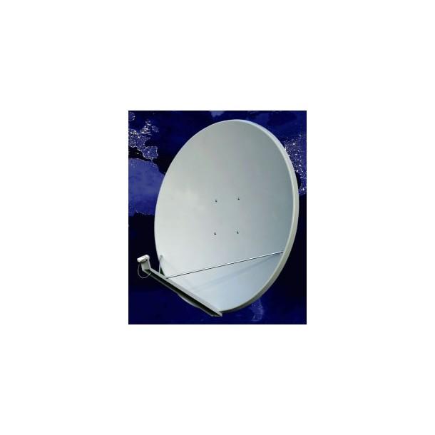 150 cm Prof. Parabol m/varme